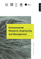 "Vaizdo rezultatas pagal užklausą ""Environmental Research, Engineering and Management"""